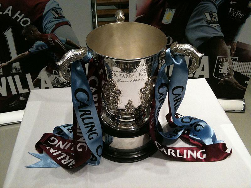 Puchar Ligi Angielskiej w barwach Aston Villi
